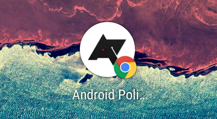Chrome now uses Android O's adaptive icons for home screen shortcuts