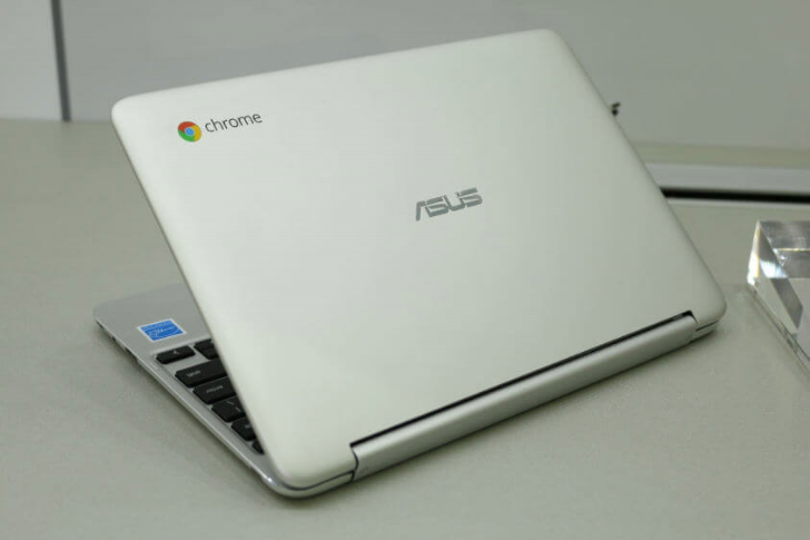 ASUS has updated the Chromebook Flip with a new processor and USB Type-C