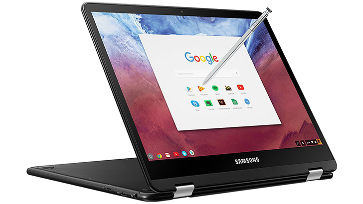 Samsung silently releases updated Chromebook Pro with backlit keyboard