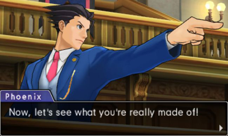 Phoenix Wright: Ace Attorney - Dual Destinies is coming to Android