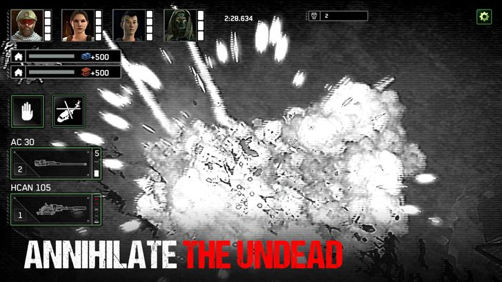 Zombie Gunship: Survival lays down covering fire for its arrival in the Play Store
