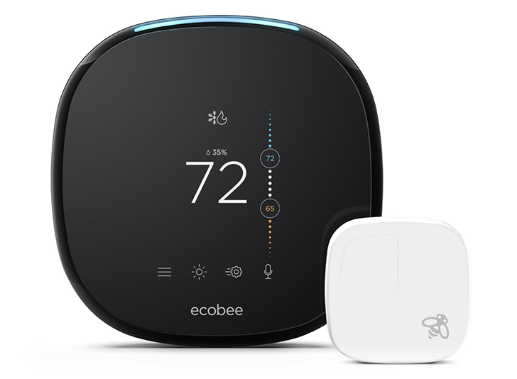 Ecobee announces the ecobee4 with Alexa, you can pre-order it now for $249.99