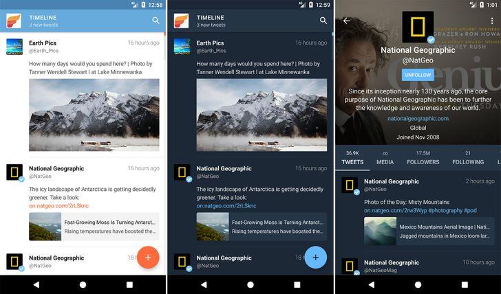 Popular Twitter app Fenix gets a 2.0 preview release