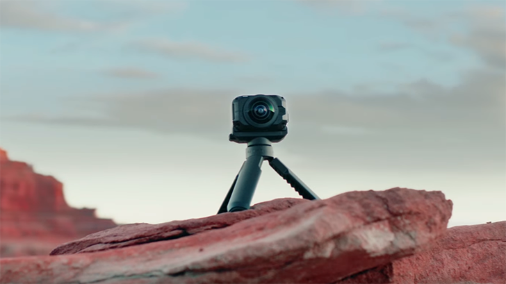 Garmin announces the VIRB 360-degree action camera, can record video at 5.7k and costs $799.99