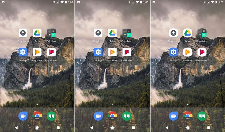 Android O feature spotlight: Pixel Launcher lets you select icon shapes [Update]