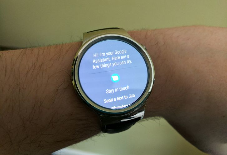 [Update: Instructions] Android Wear 2.0 is finally rolling out to the Huawei Watch