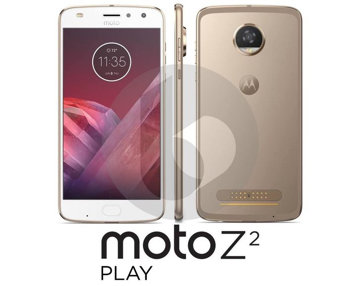 Report: Moto Z2 Play will be thinner with a much smaller battery