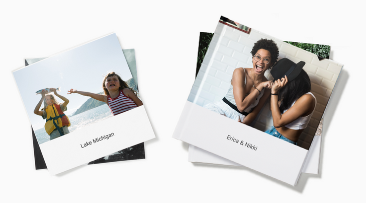 Google Photos offering free shipping on photo books through July 26