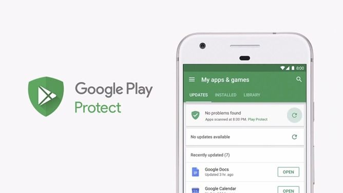 Play Protect brings Google's app scanning to the foreground in the Play Store