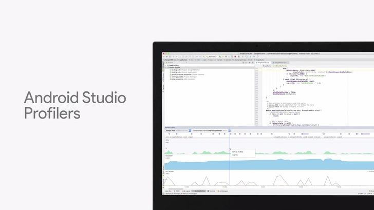 Google adds new Profilers to Android Studio for app performance visualization