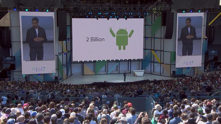 Google says that there are now over 2 billion active Android devices in the world