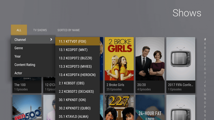 Plex Live TV is now available for all Plex Pass subscribers, tuner required