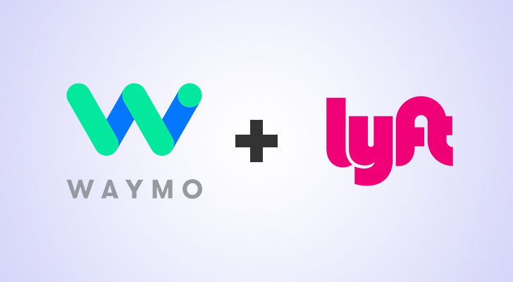 Waymo and Lyft to team up on self-driving car technology