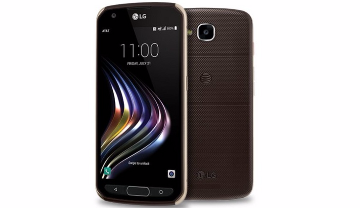 LG's 'stylishly resilient' X venture makes its way to AT&T on May 26th, features MIL-STD 810G and IP68 certifications