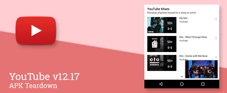 YouTube v12.17 prepares an option to turn off the floating video player [APK Teardown]