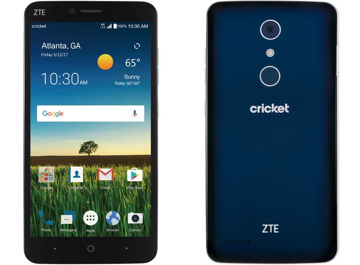 ZTE announces the $150 Blade X Max with a 6-inch screen and Android 7.1.1