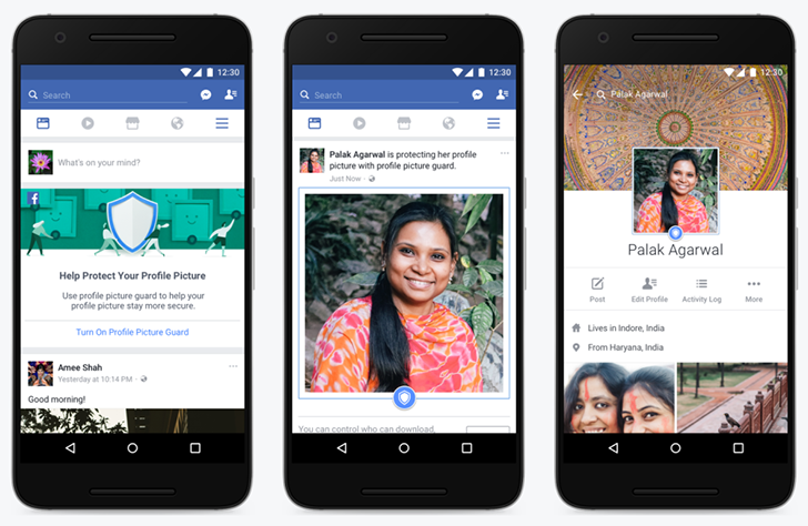 Facebook is testing a new Profile Picture Guard in India