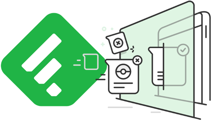 Feedly reader has a crash bug issue, but the latest update should fix it
