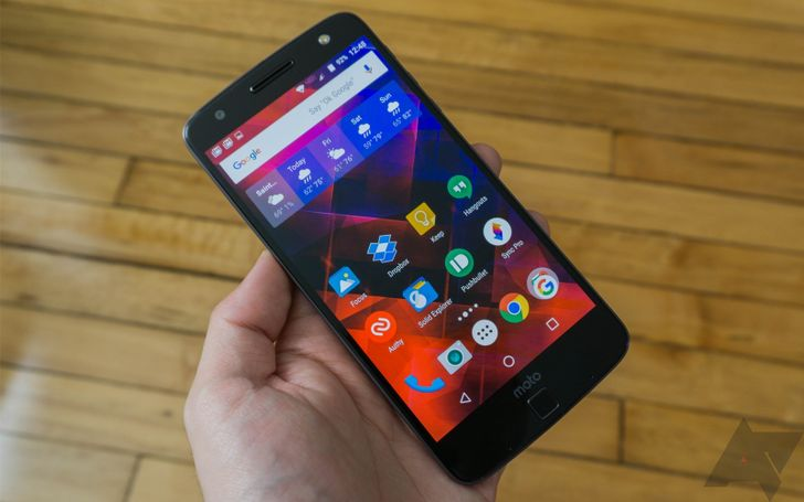[Update: Moto Z Play, too] Android 8.0 Oreo rolls out to unlocked Moto Z handsets in US