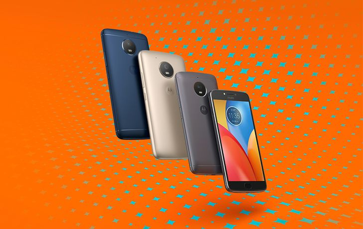 Motorola announces the Moto E4 and E4 Plus at $129.99 and $179.99, respectively