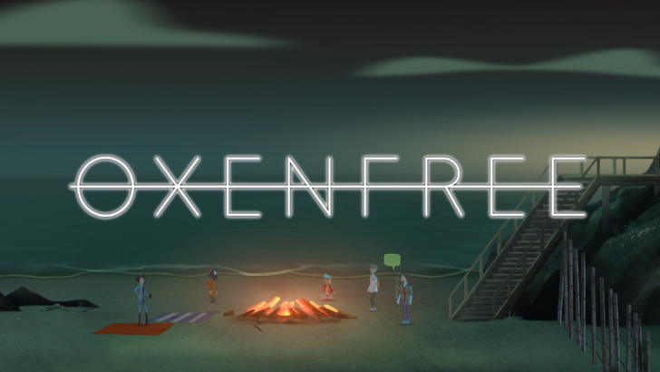 Oxenfree is an awesome point-and-click game set in the 80's, and now it's on Android