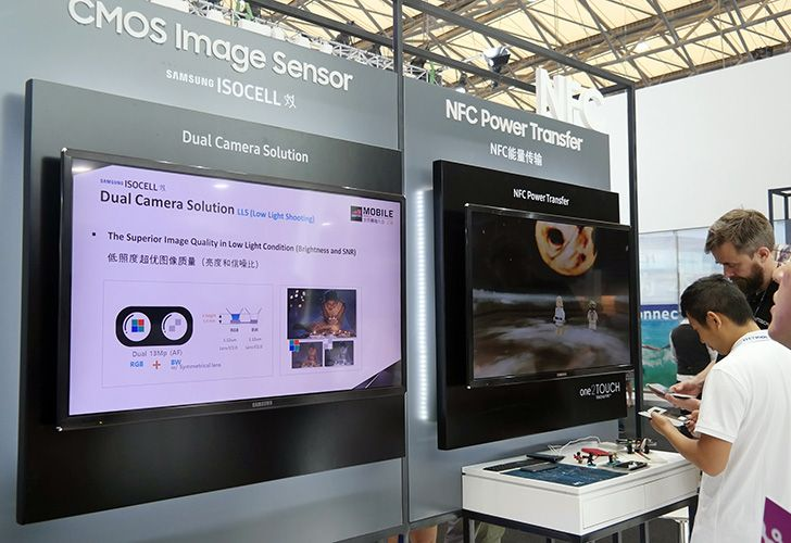 Samsung launches 4 new ISOCELL image sensor sub-brands including Dual, a likely Note 8 candidate