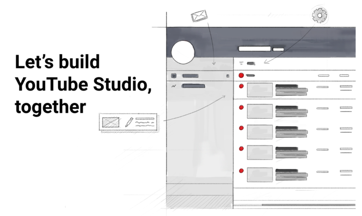 Youtube is rebuilding the creator studio and introducing a new way in the post they discussed their plans to remake the youtube creator studio their current ccuart Images