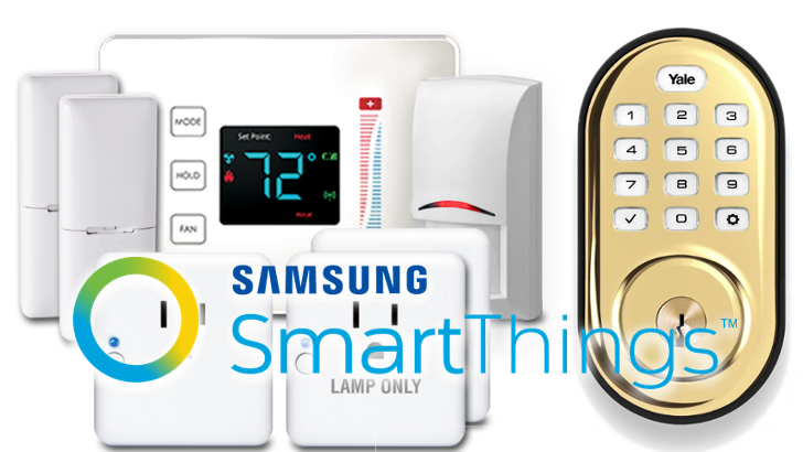 [Deal Alert] Huge sale for Samsung SmartThings and ZigBee Home Automation gear at MyDigitalDiscount