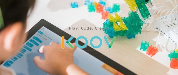 Sony's KOOV wants to teach your kids programming through robotics... via an Indiegogo campaign