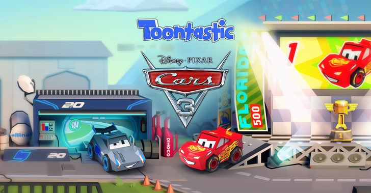 Google updates kids animation app Toontastic 3D with new Cars 3 and Fruit Ninja themes [APK Download]