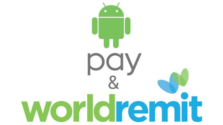 WorldRemit international money transfer service adds Android Pay as a payment option