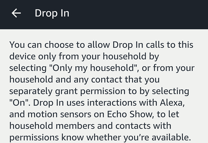 [Update: App updated] Amazon's Echo devices now double as in-house intercoms