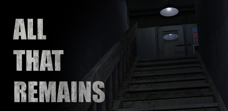 Glitch Games' newest creation, All That Remains: Part 1, looks fantastic