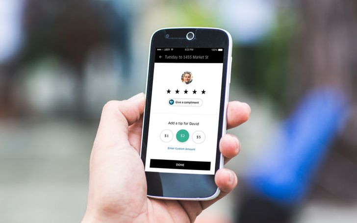 Uber finally adds tipping, but only in select cities to start