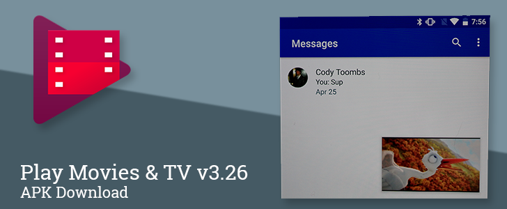 Play Movies & TV v3.26 adds Picture-in-Picture support for Android O [APK Download]
