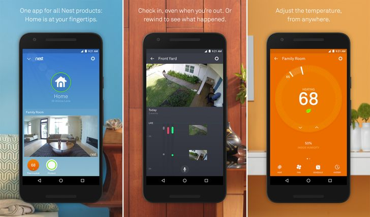 Nest app updated with Cam IQ support, better audio alerts, and more