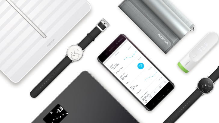 Nest reportedly interested in buying Nokia's health division