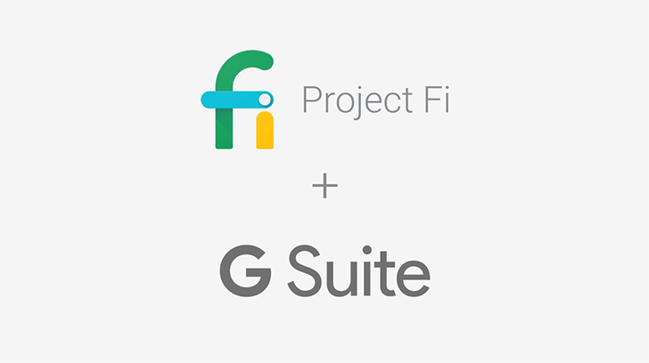 Project Fi now works with G Suite accounts