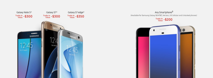 [Deal Alert] Galaxy S8 for $525 or S8+ for $625 when you trade in your old phone