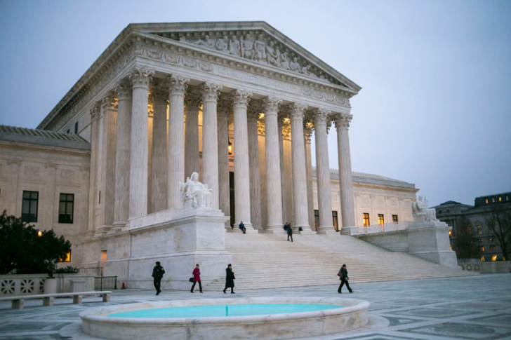 Supreme Court rules citizens cannot be banned from the Internet