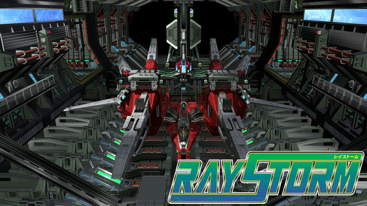Classic shoot 'em up RAYSTORM is finally available on Android