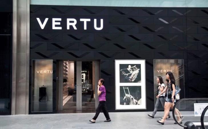 This will surprise nobody: Luxury phone maker Vertu is in trouble