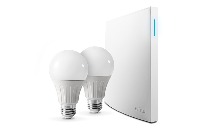 Wink introduces two new lighting control features alongside the Wink Bright starter kit