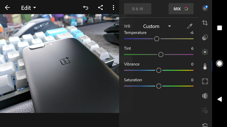 Adobe Lightroom updated to v3.0 with 'fully Android-native' interface