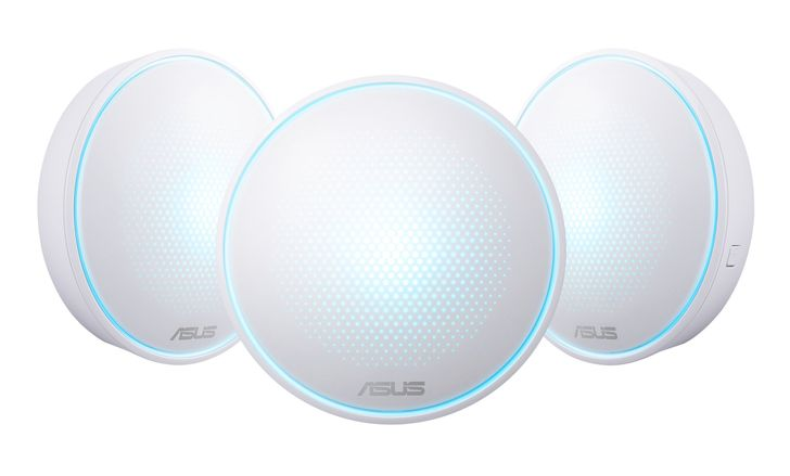 Asus Lyra mesh WiFi system is available today for $399.99