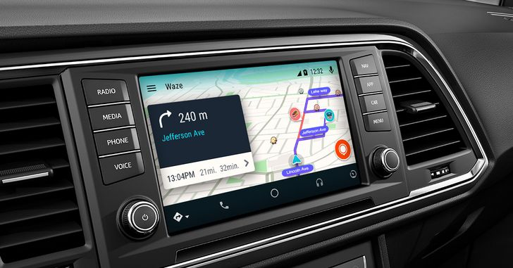 [Update: APK download] Waze for Android Auto is out of private beta and available today