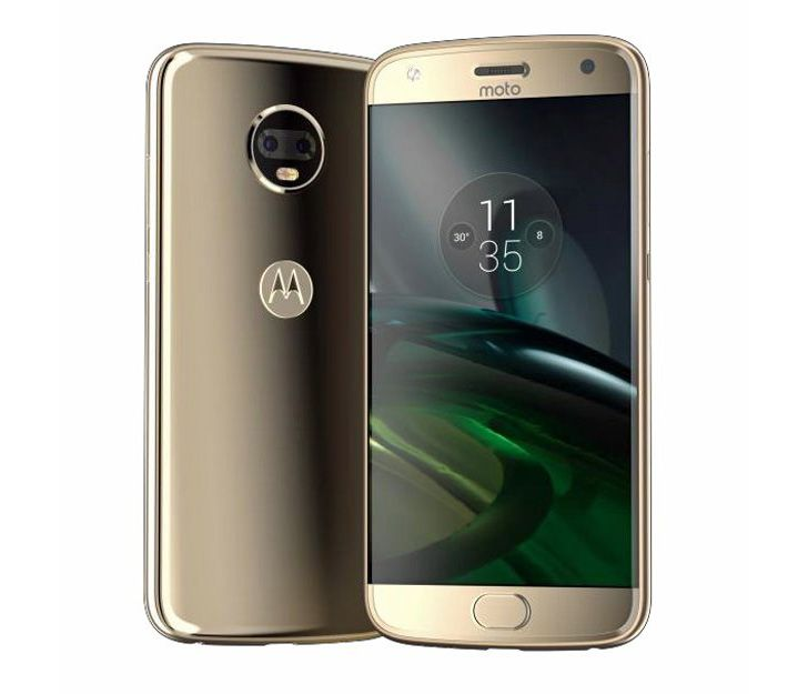 New Moto X4 leak shows off rounded frame and a camera module that looks like a face
