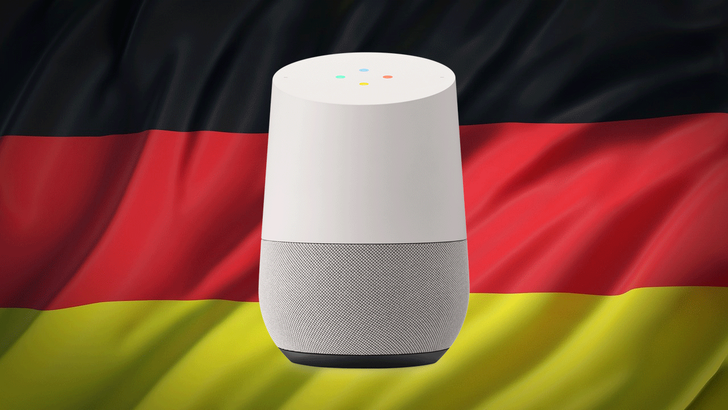 Dein Persönlicher Assistent: Google Home coming next month to Germany