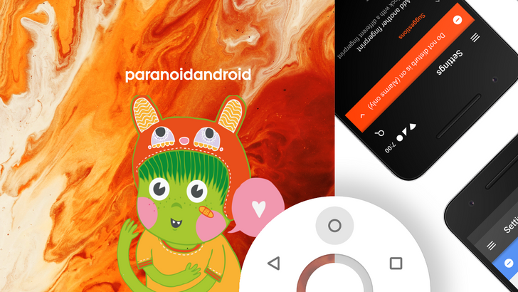 Paranoid Android release 2 is out, with new device support and new features