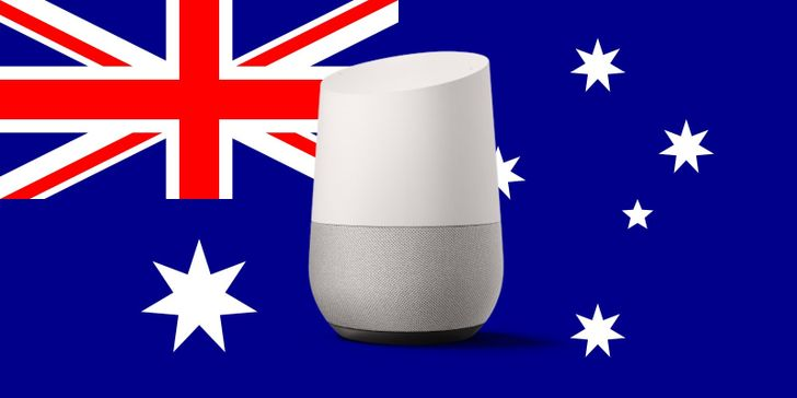 Google Home and Wifi will launch in Australia on July 20th